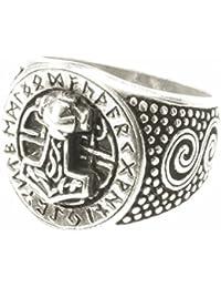 Windalf ring ~ Futhark ~ H: 0.9 cm gjd7hFKmg