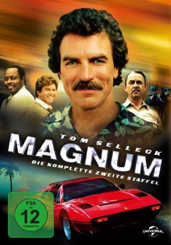 Magnum - Season 2 [6 DVDs] -