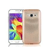 Shenghong TPU Silicone Coque pour Samsung SM-J120A Galaxy Express 3 GoPhone/Galaxy J1...