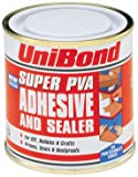 UniBond Super PVA Adhesive and Sealer Tin - 250 ml
