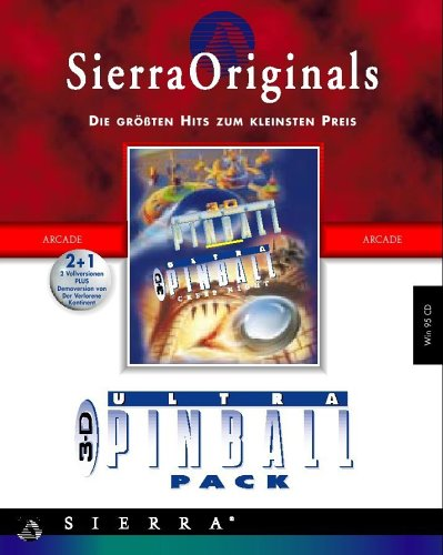 3D Ultra Pinball - 1+2 Pack