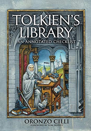 Tolkien's Library: An Annotated Checklist (English Edition)