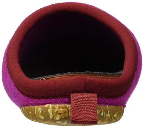 Camper Wabi, Chaussons Mules Femme Violet (Bright Purple 058)