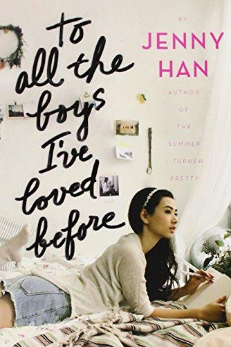 Buchseite und Rezensionen zu 'To All the Boys I've Loved Before' von Jenny Han