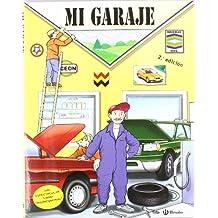 Mi garaje: ¡Un espectacular libro tridimensional! (Castellano - Bruño - Pop-Up - Pop-Up)
