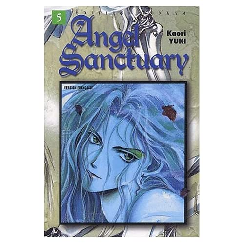 Angel Sanctuary. Tome 5
