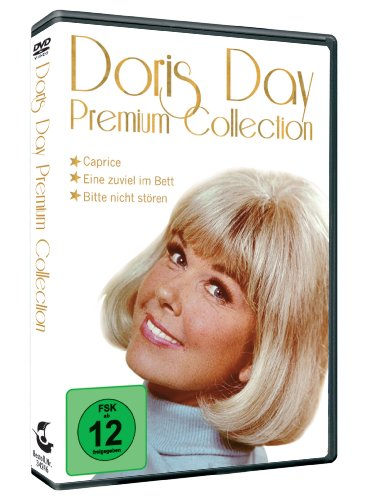 Doris Day Premium Collection mit Prägedruck - 3 Filme auf 3 DVDs