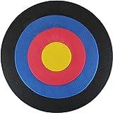 Zielscheibe Bogenschießen rund 60 cm mit integrierter Auflage / Bogen Bogensport