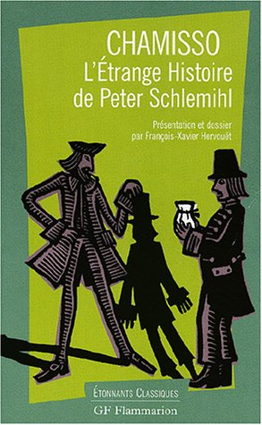 L'Etrange histoire de Peter von Schlemihl par Adelbert von Chamisso