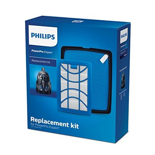 Philips FC8003/01 Original Austausch-Set, Weiß