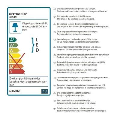 Heitronic LED Außenleuchten Serie ARONDE tageslichtweiß (100 cm) von Hitronic auf Lampenhans.de