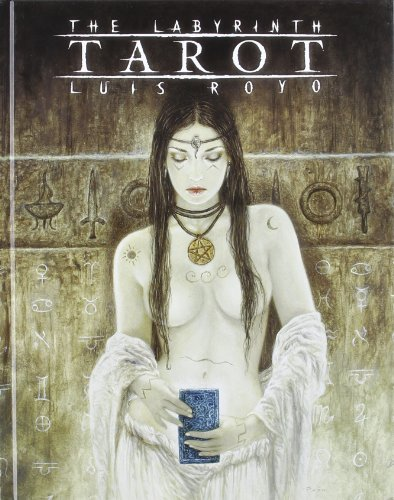 The Labyrinth : Tarot (Français, Italien)