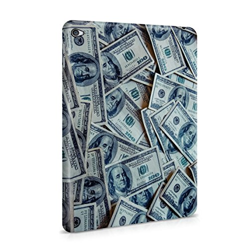 Hundred Dollar Bills Grand Millionaire Thug High Life Dünne Rückschale aus Hartplastik für iPad Mini 4 Tablet Hülle Schutzhülle Slim Fit Case Cover