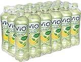 ViO BiO Limo leicht Zitrone Limette-Minze/Reines Mineralwasser gemischt mit Zitrone & Limette sowie einem leichten Geschmack von Minze/18 x 500 ml Plantbottle Flasche