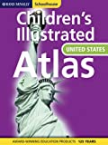 Children's Illustrated Atlas of the United States (Rand McNally, Schoolhouse)