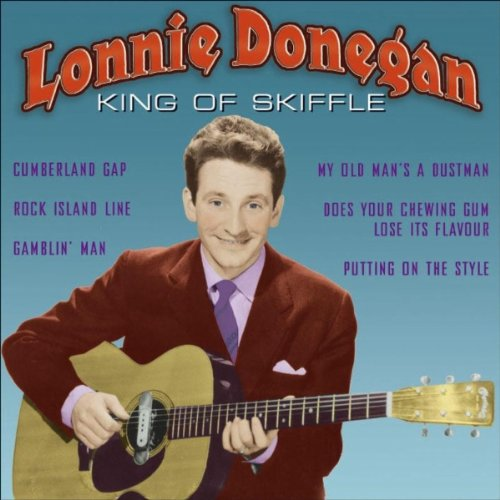 Lonnie Donegan - Puttin' On the Style / Gamblin' Man