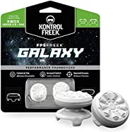 KontrolFreek FPS Freek Galaxy White per Xbox One e Xbox Series X Controller | Levette Performance | 1 alta, 1