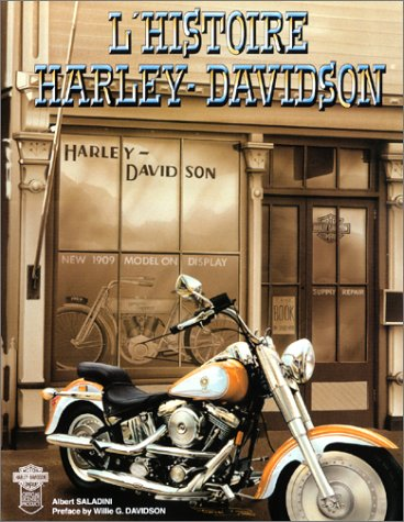L'histoire Harley-Davidson