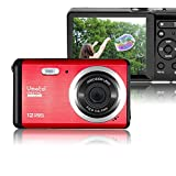 Best Digital Cameras - Vmotal GDC80X2 Mini Compact Digital Camera 12 MP Review