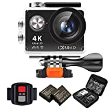 IXROAD Action Cam 4K Ultra HD WiFi Sport Camera Fotocamera Videocamera
