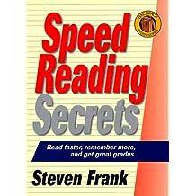 Backpack Series-Speed Reading Secrets (Backpack Studies)