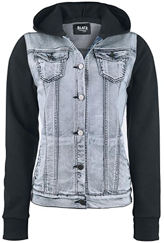 Black Premium by EMP Denim Jacket Giacca donna blu XL