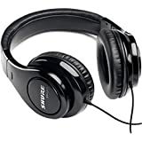 Shure SRH240A - Auriculares, color negro