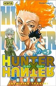 Hunter X Hunter Edition simple Tome 7