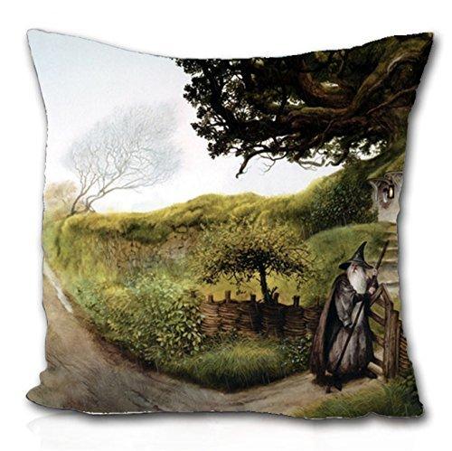 Spring Design Gandalf der Herr der Ringe Bücher die Shire Überwurf Kissenbezug (45,7x 45,7cm)