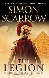 The Legion by Simon Scarrow (2010-11-11)