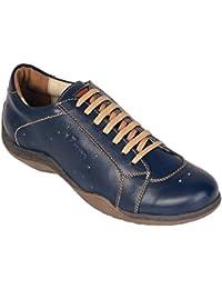 tZaro Santino Genuine Leather Sporty Look Lifestyle Shoes
