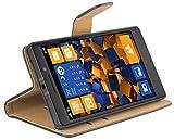mumbi Tasche im Bookstyle für Nokia Lumia 930 Tasche