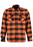 Dickies Herren Hemden Sacramento orange XL