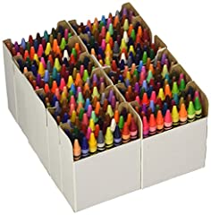 Idea Regalo - CRAYOLA - Set di pastelli Colorati, 288 pz.