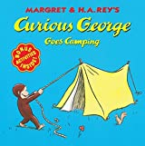 Curious George Goes Camping by Margret Rey (1999-10-25)