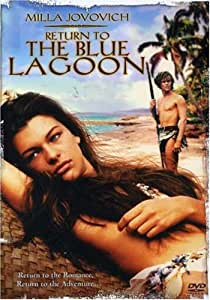 Return to Blue Lagoon [DVD] [1991] [Region 1] [US Import] [NTSC]