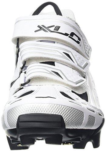 XLC, Scarpe da mountainbike Unisex adulto CB M06 Bianco