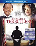 Lee Daniels' The Butler LIMITED EDITION DVD / Blu-ray / Digital HD Ultraviolet SET Includes Bonus Disc