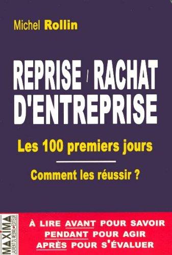REPRISE RACHAT D ENTREPRISE