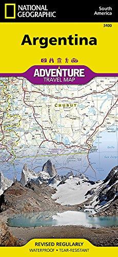 Argentina : 1/2 300 000 (Adventure map)