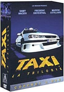 Taxi, La Trilogie : Taxi / Taxi 2 / Taxi 3 - Coffret 3 DVD