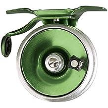 Peerless Bam D50reserva carrete de hilo para pesca al coup Unisex, verde