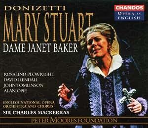 Donizetti: Maria Stuarda (in English)