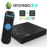 Mobipro - T95 Max [ 2019 Upgraded ] Android 9.0 TV Box 4GB