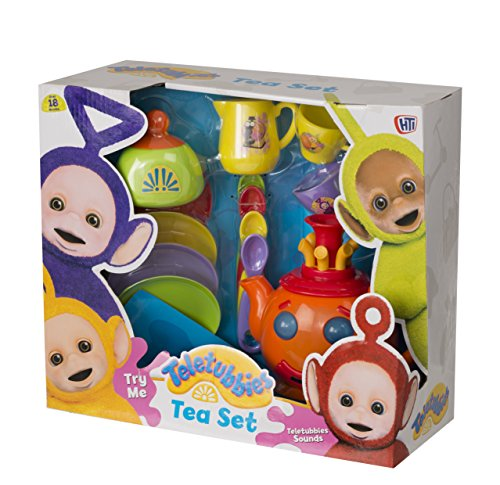 Teletubbies Musikband-Set Center-sugar Bowl
