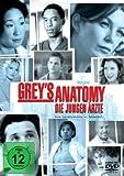 Grey's Anatomy: Die jungen Ärzte - Die komplette 2 - Staffel [8 DVDs] - Mit Ellen Pompeo, Sandra Oh, Katherine Heigl, Justin Chambers, T.R. Knight