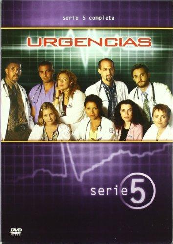 Urgencias. Serie 5 [DVD]