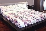 Juego de sábanas Flores Algodón 100% (BLUMMEN, para cama de 90x190/200)