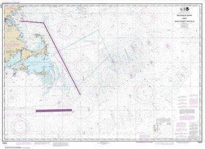 NOAA Chart 13200 by NOAA Nautical Charts