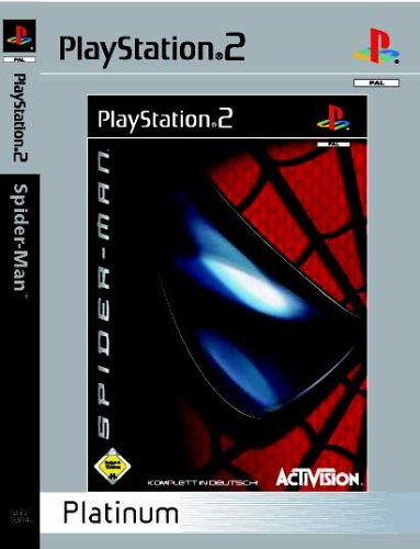 Spider-Man - The Movie [Platinum]
